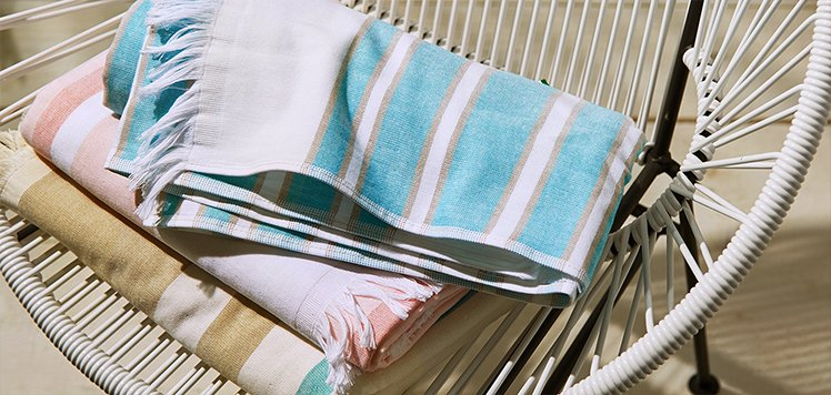 Sunshine-Ready Beach Towels & More
