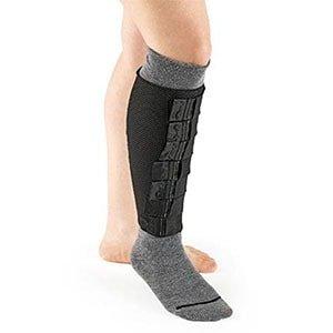 Sigvaris COOLFLEX No Foot Below Knee Inelastic Compression Garment Right