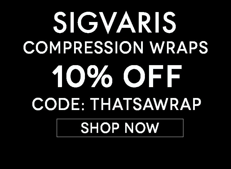 Save 10% on Sigvaris Compression Wraps!