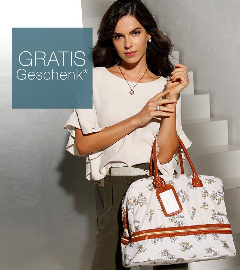 ae0f59530613de Diese trendige Handtasche kommt zusammen mit Ihrer Mode-Bestellung zu Ihnen.  Der Preis  Geschenkt! Sichern Sie sich gleich Ihre Tasche  Für Ihr Geschenk  die ...