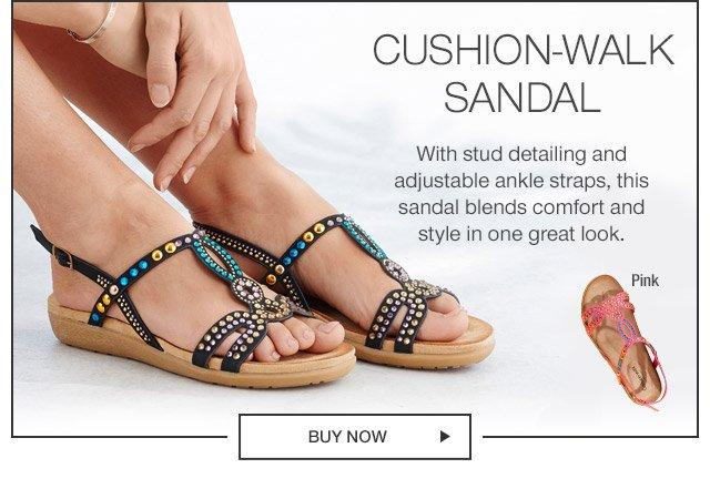 Damart UK: New in sandals for spring