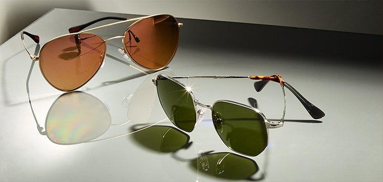 Ermenegildo Zegna & More Men's Sunglasses