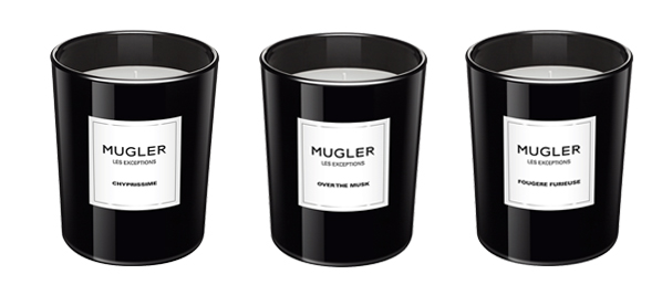 Les Exceptions Scented Candles