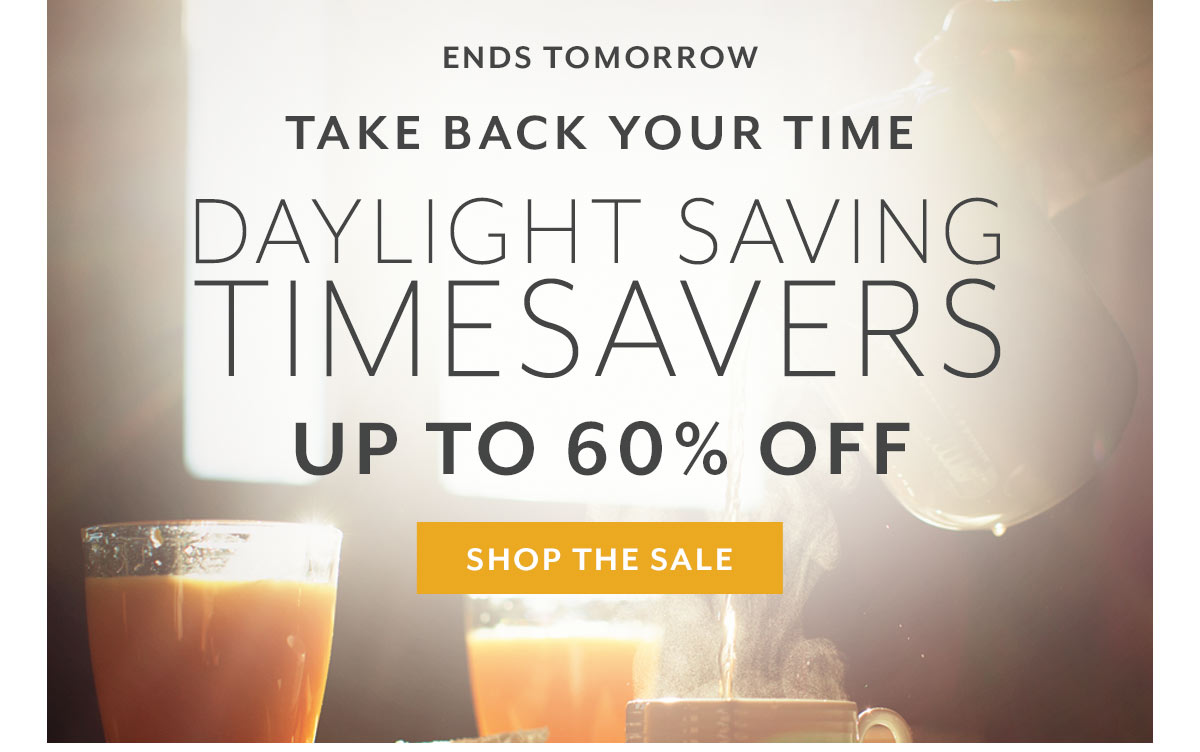 Daylight Saving Event