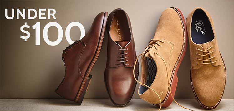 Modern Fiction & More Men's Shoes