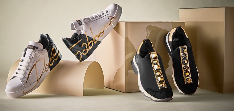 The Luxe Sneaker Lab for Women