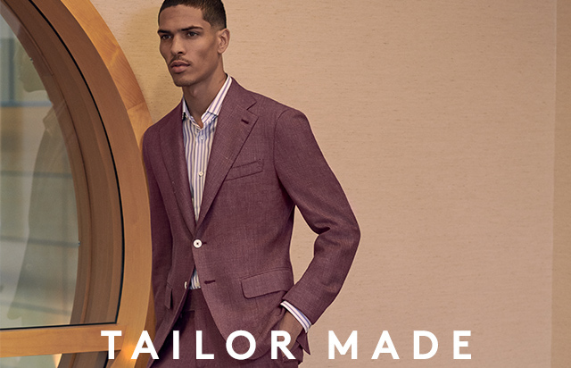 We break down the elements of today's tailoring.