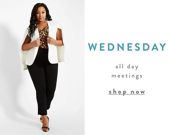 All day meetings - Shop Now