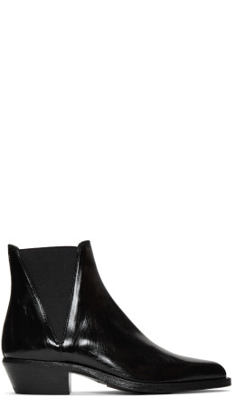 Saint Laurent - Black Dakota Chelsea Boots