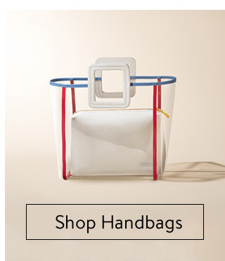 Add some structure: handbags.