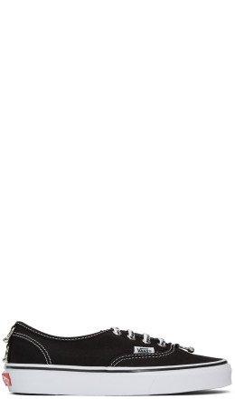 Ashley Williams - Black Vans Edition Piercing Authentic Sneakers