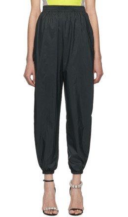 GmbH - Grey Nylon Track Pants