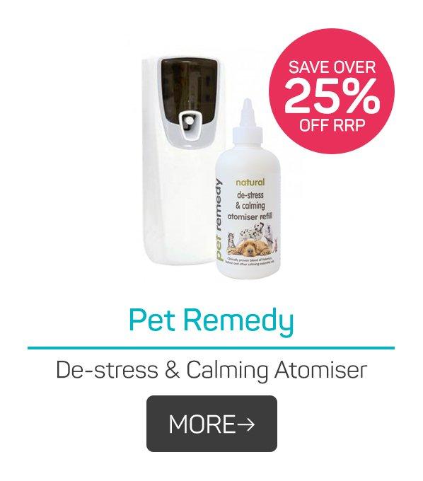 Pet Remedy De-stress & Calming Atomiser