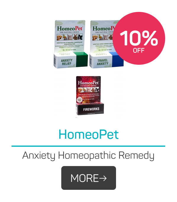 HomeoPet Anxiety Homeopathic Remedy