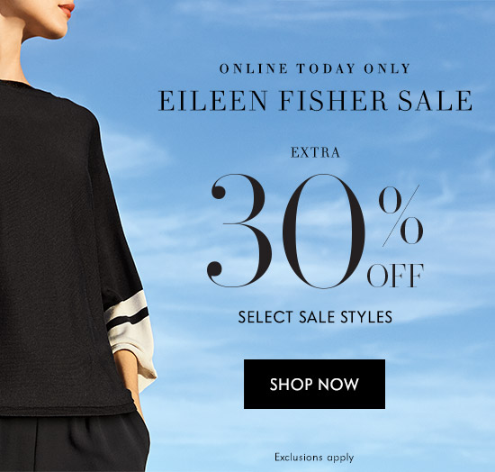 Eileen Fisher Sale