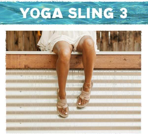 Sanuk: Grin-troducing Yoga Sling 3