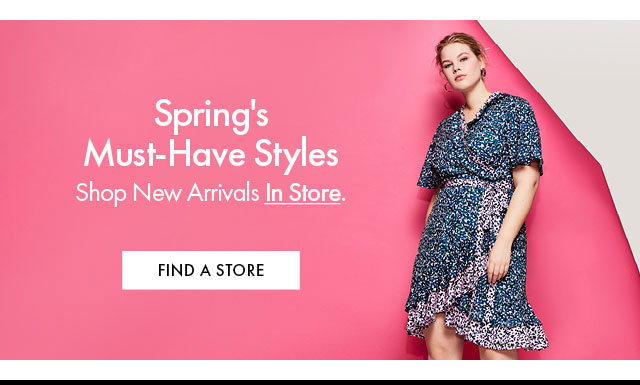 Spring's Must Have Styles BB