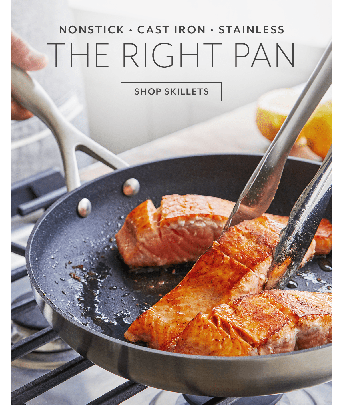 The Right Pan