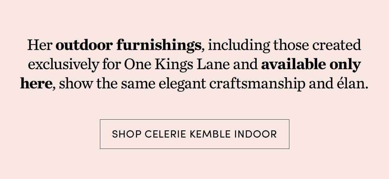 Shop Celerie Kemble Indoor >