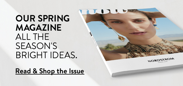 Our spring magazine.