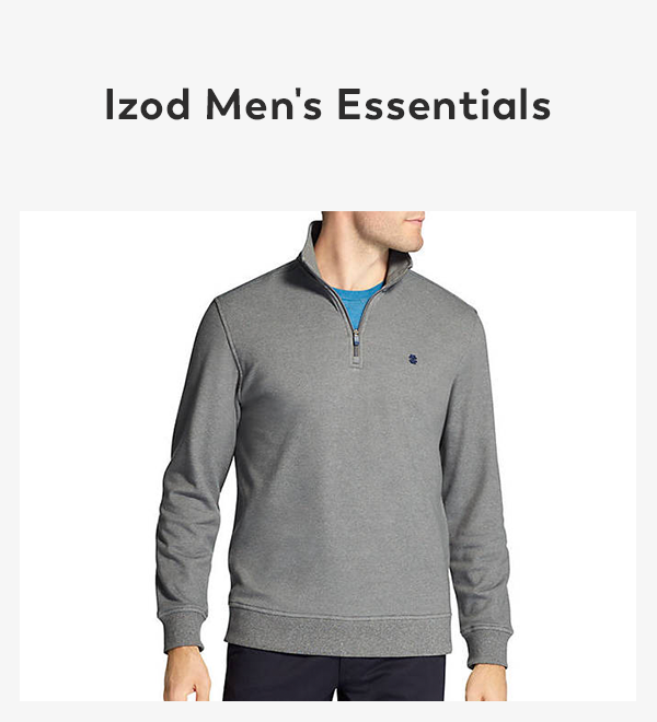 Izod Men's Essentials