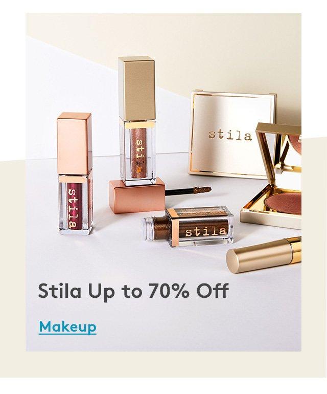 Stila Up to 70% Off | Makeup