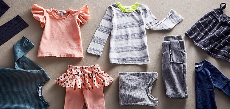 Casual & Comfy Fits for Kids