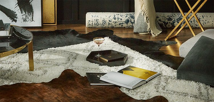 Up to 70% Off Shag & More Rugs With Texture