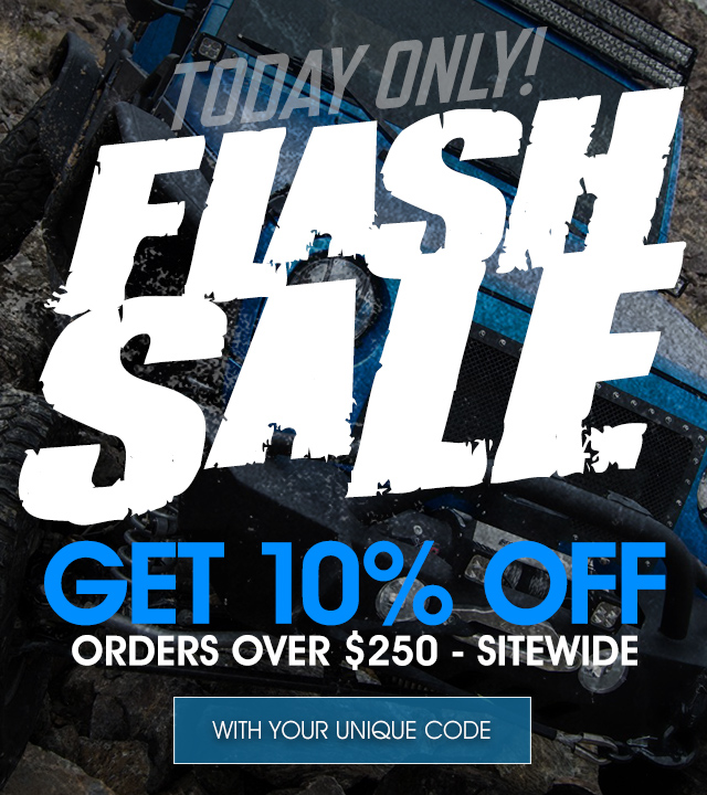 10% Off Orders Over $250 - SITEWIDE