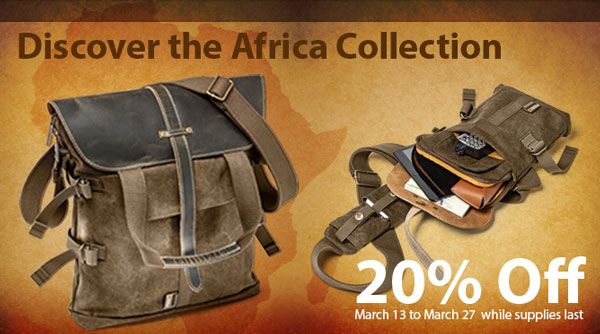 Up to 20% Off National Geographic Camera Bags