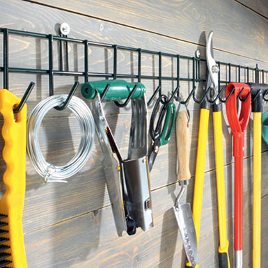 Bergman® Extra-Long Tool Rack