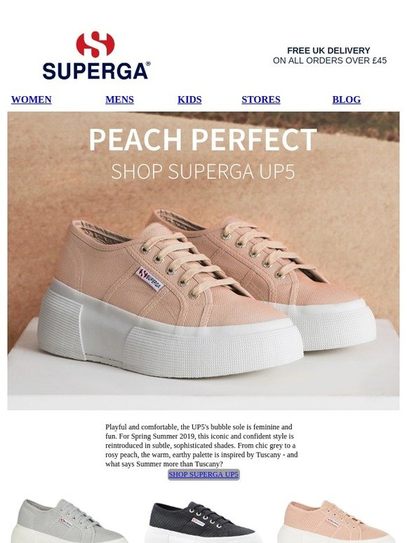Superga UK: New Arrivals - Check out