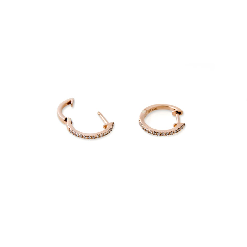 Image of PAVE MINI HOOPS