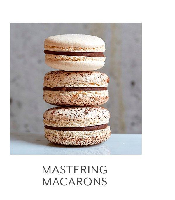 Class: Mastering Macarons