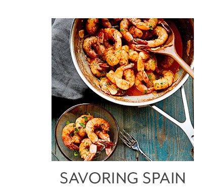Class: Savoring Spain