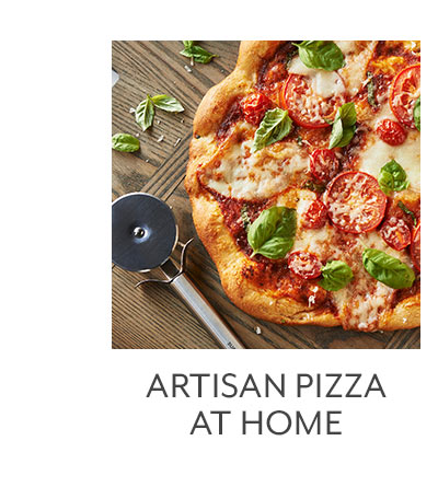 Class: Artisan Pizza at Home