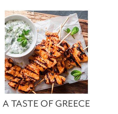 Class: A Taste of Greece