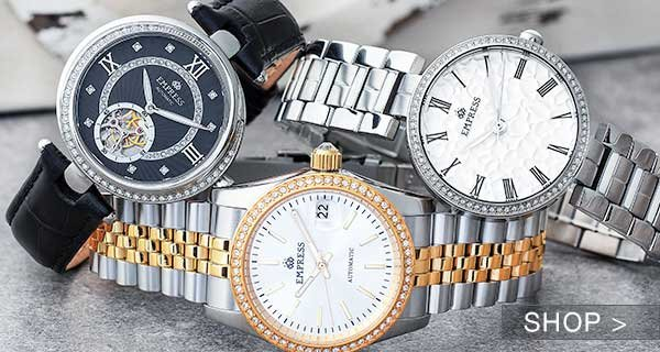 BEST OF EMPRESS WATCHES