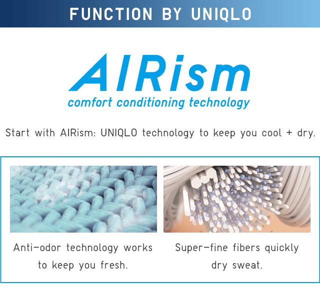 AIRISM - COMFORT CONDITION TECHNOLOGY