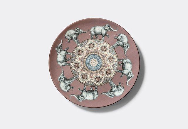 Plate 'Elephants'