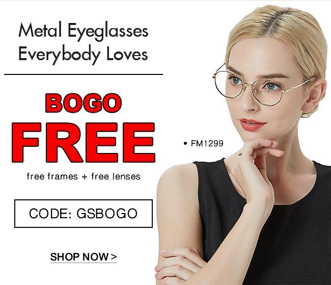 6712f5af30f GlassesShop.com  Everybody Loves Metal Frames