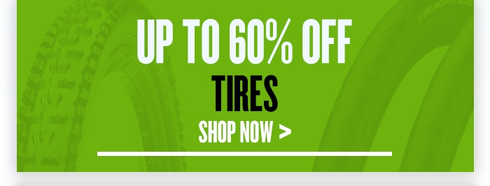 Up to 60% Off Tires
