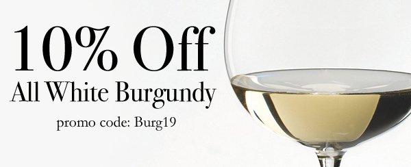 10% off all White Burgundy img-link