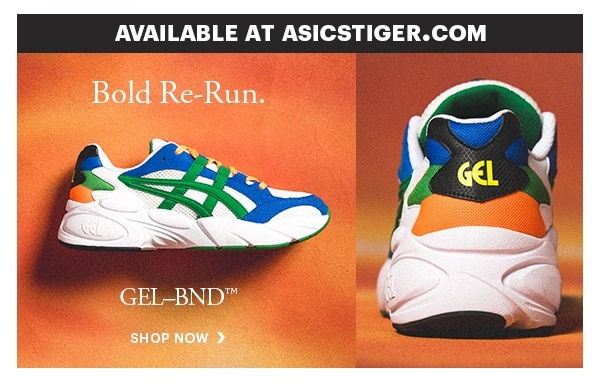 Bold Re-Run. Gel-BND Shop at ASICSTIGER.com