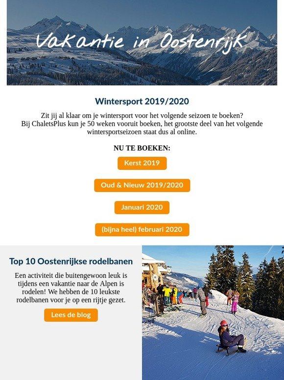 Chaletsplus Com Nl Op Vakantie In Oostenrijk Milled