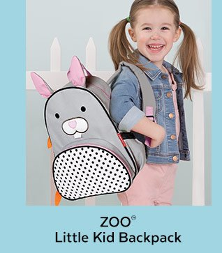 Zoo® Little Kid Backpack