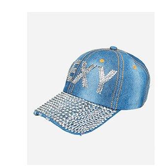 Denim Hats