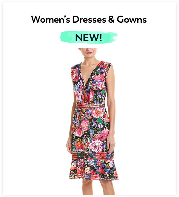 Women's Dresses & Gowns