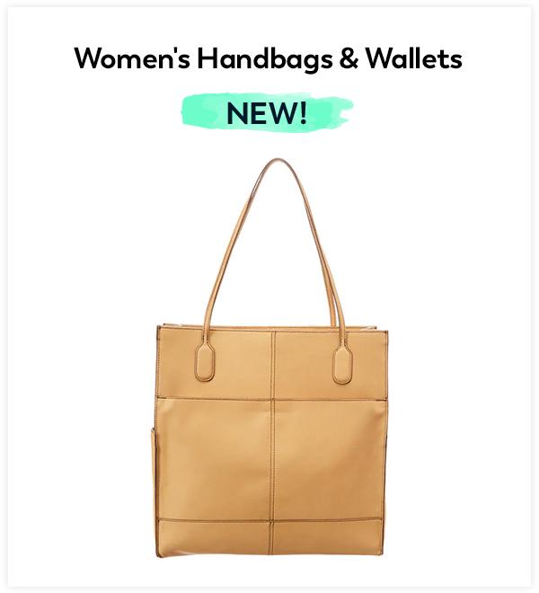 Women's Handbags & Wallets