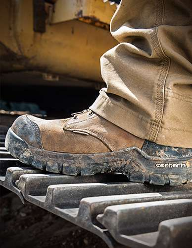 RUGGED FLEX® 6-INCH COMPOSITE TOE WORK BOOT
